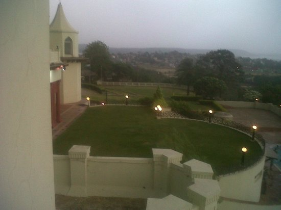 WelcomHeritage Noor-Us-Sabah Palace: View from the room