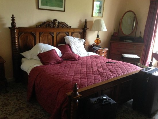 Castle Grove Country House Hotel: GB Shaw Room