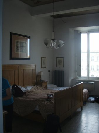 Royal Victoria Hotel : Bedroom