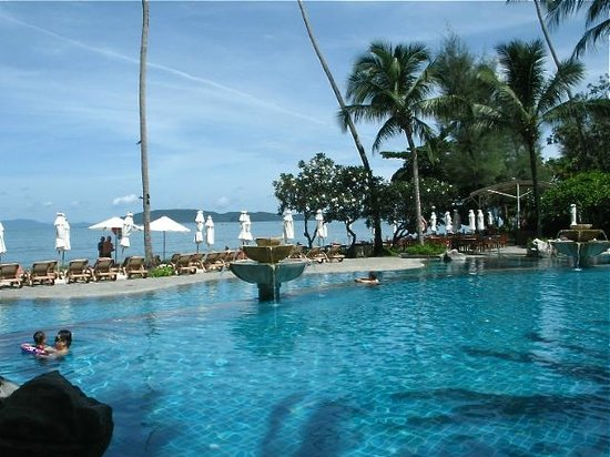 Centara Grand Beach Resort & Villas Krabi : Pool