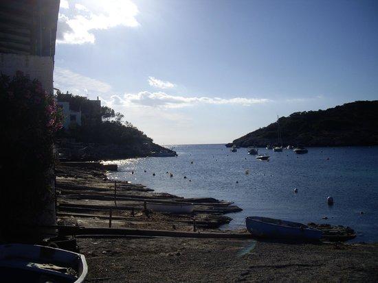 Cala de S'Arenal Gros: beach