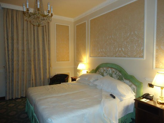 Bernini Palace Hotel : Our room