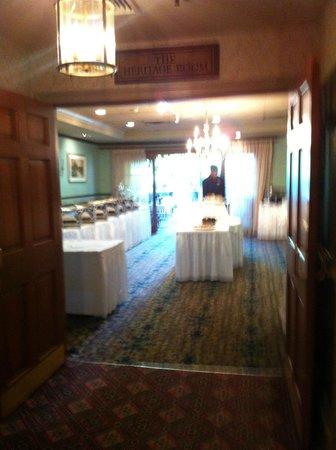 Dan'l Webster Inn & Spa: Buffet Room