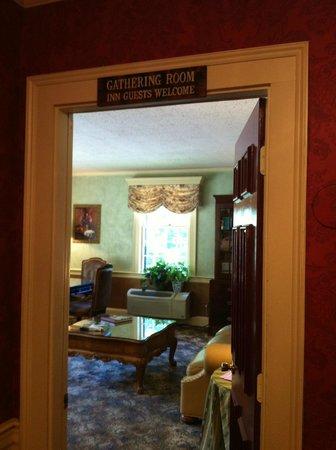 Dan'l Webster Inn & Spa: Sitting Area