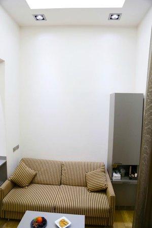 Le Camere dei Conti : living room