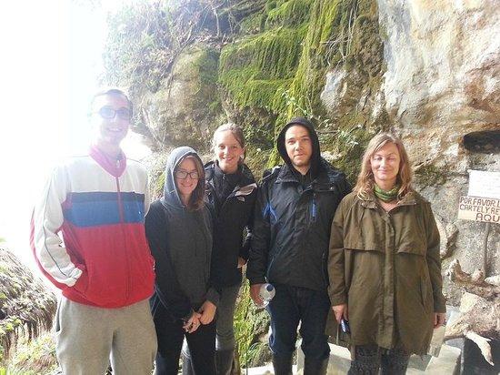 Amazon Expedition Turismo Sostenible  -Day Tours: Post Quiocta travelers