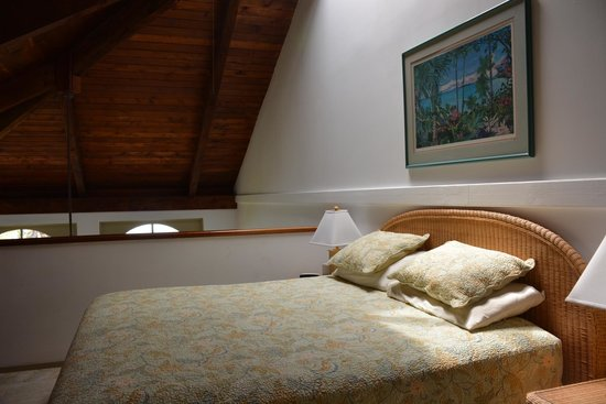 Gallows Point Resort: the bedroom loft
