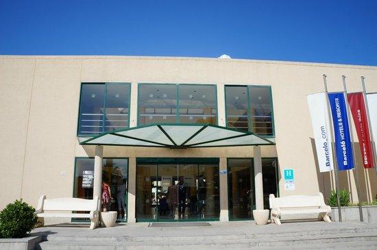 Occidental Ibiza: Entrée