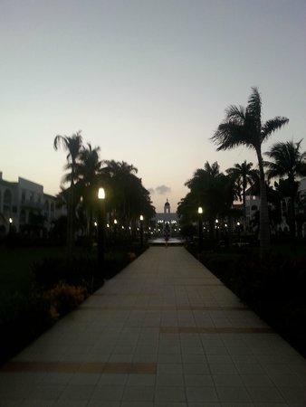 Hotel Riu Palace Mexico: desde dentro
