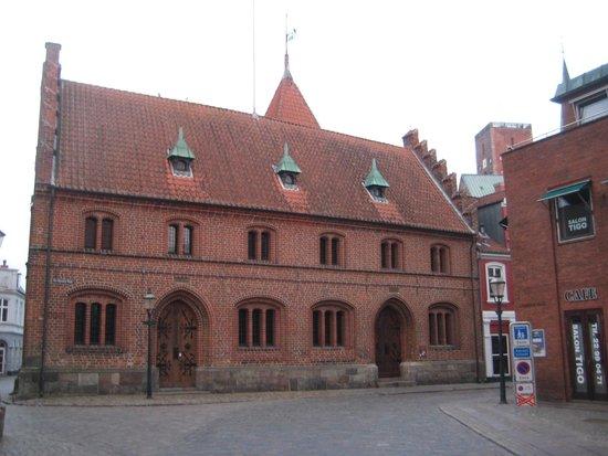 Det Gamle Raadhus: Det Gamle Rådhus i Ribe