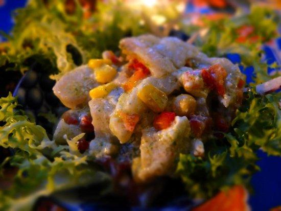 Santa Rita: Ceviche del bueno