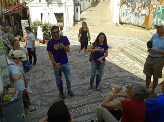 Feel The City Tours: Paseo por Granada 1