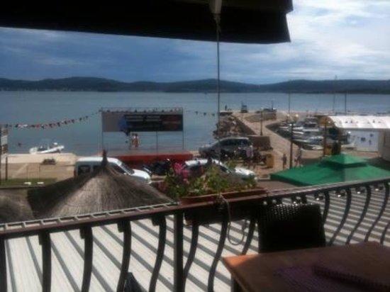 Restaurant REA: Vista panoramica