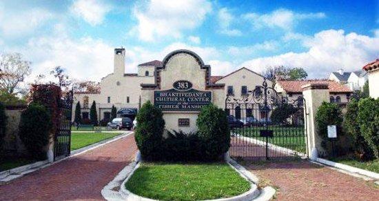 ديترويت, ميتشجان: Fisher Mansion