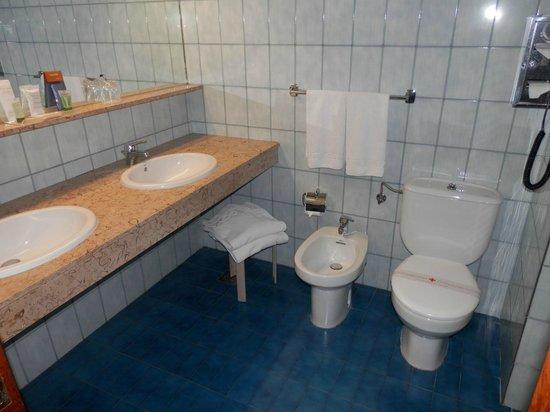 Hotel Goya: Cuarto de baño