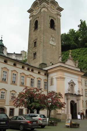 St. Peter's Abbey (Stift St. Peter) : St Peter's Abbey