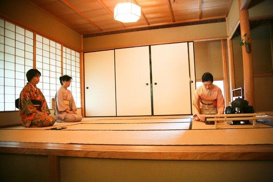 History of the Japanese Tea Ceremony