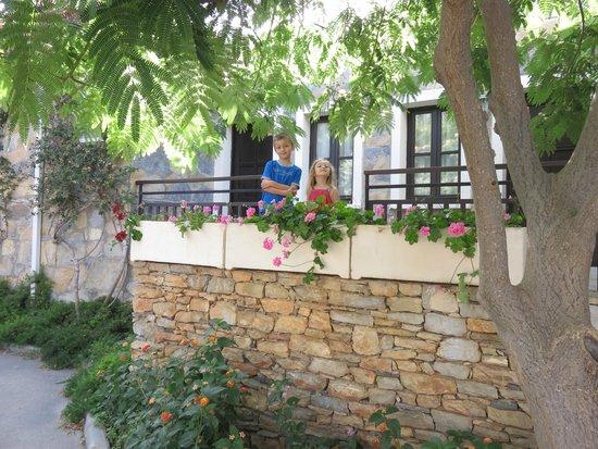 Bodrum Park Resort: bungalow vue extérieure