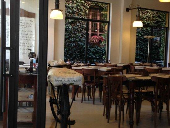Fabbrica Pizzeria con Cucina : Restaurant