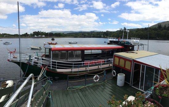 Seafari Cruises: Seafari boat