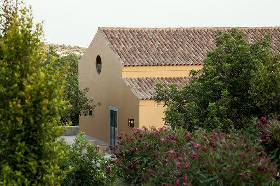 Quinta Rosa Amarela: Garden view