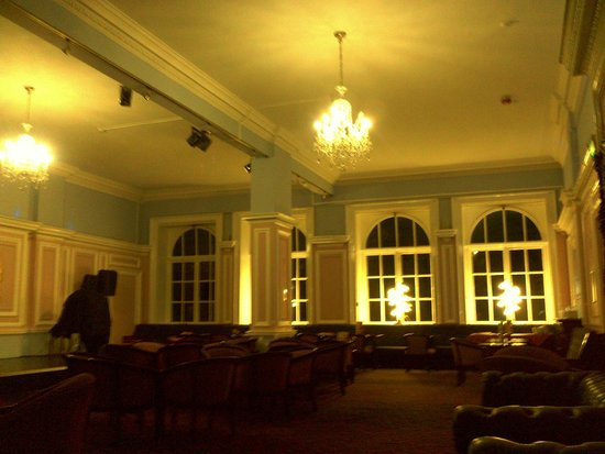 The Grand Hotel - Llandudno : lounge,entertainment lounge