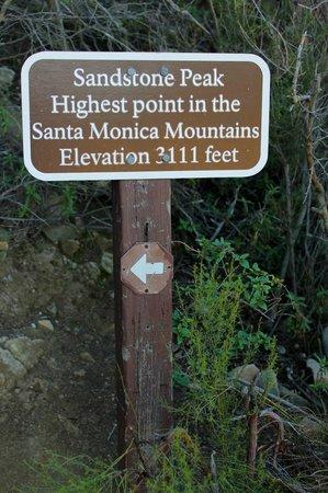 Backbone Trail: 3,111!
