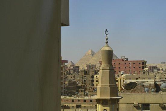 Gawharet Al Ahram Hotel : 1