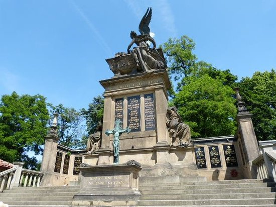Vyšehrad : Statue