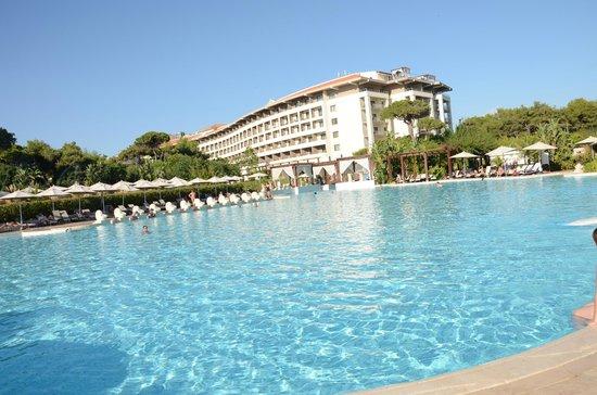 Ela Quality Resort Belek: бассейн