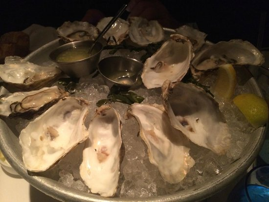 Waterbar : Oysters