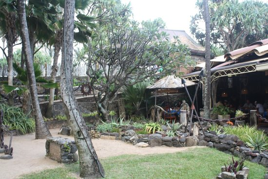Mama's Fish House: The scenery was beautiful