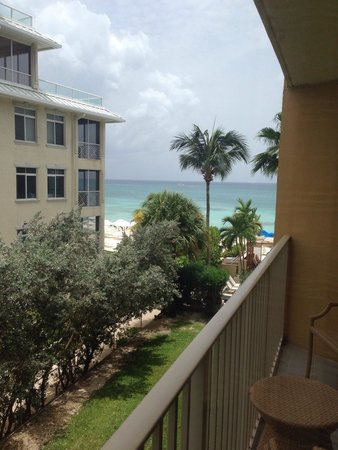 Marriott Grand Cayman Beach Resort: View from room