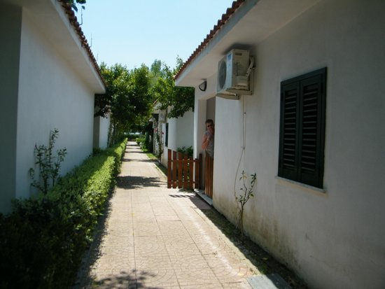 Villaggio le Palme: Bungalow