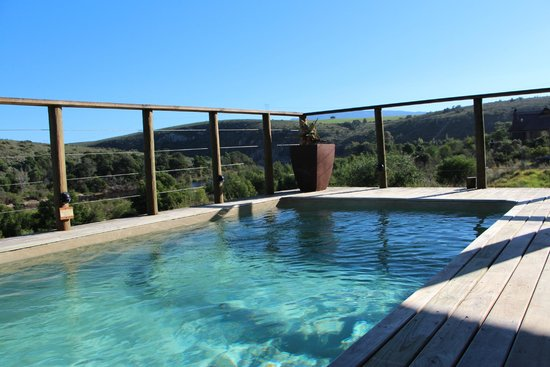 Aloe Ridge Self Catering: Pool deck