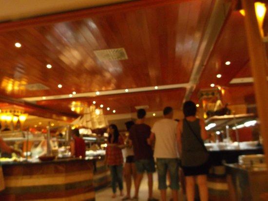 SBH Costa Calma Beach Resort: Dining room