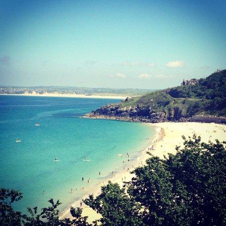 Porthminster Beach: Beautiful beach