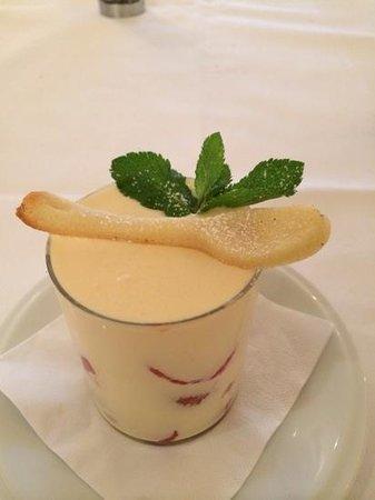 Bocca di Bacco: sobremesa