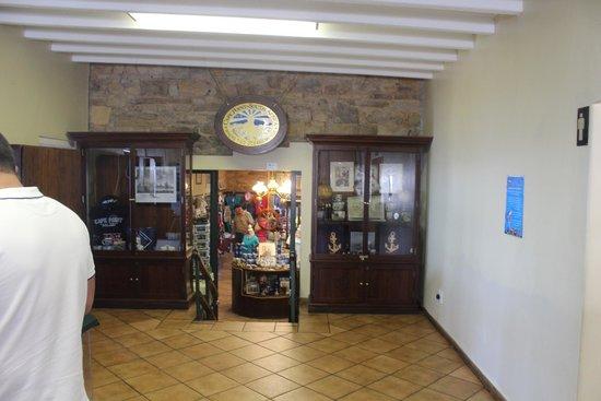 Cape of Good Hope: Local para compra de lembranças