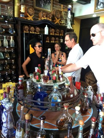 Art Walk at Gallery District SJC: Tequila info session and tasting!