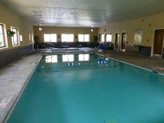 Best Western Inn & Suites of Macon: Hallenbad