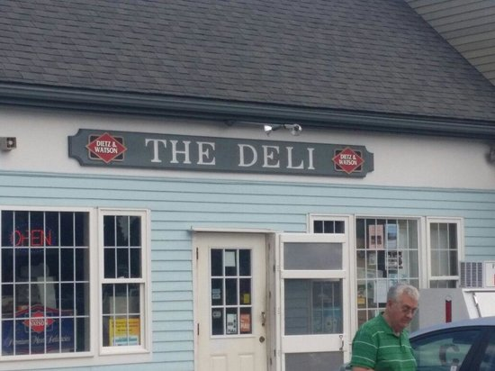 Deli: The seven layer bars are awesome here