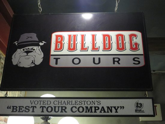 Bulldog Tours: Tour Logo....