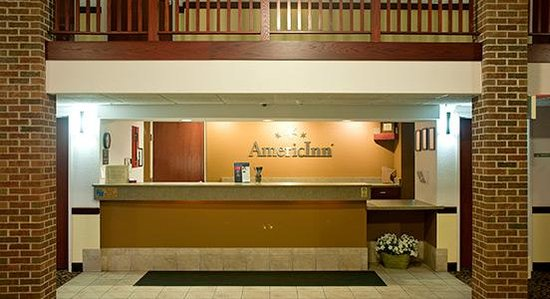 AmericInn Hotel & Suites Mounds View : Americinn Mounds View