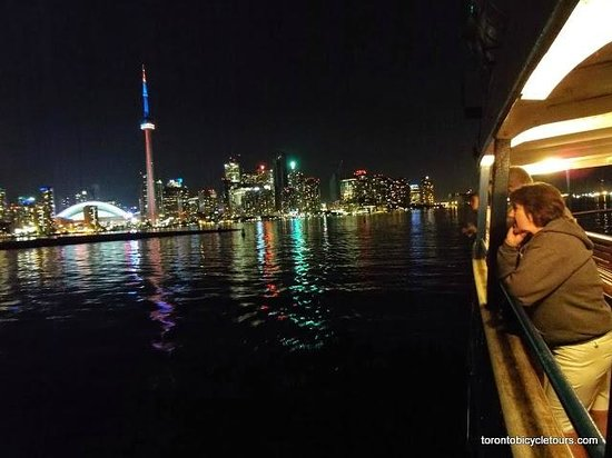 Toronto Bicycle Tours: Island Twilight Tour
