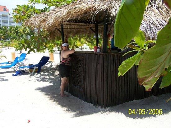 Grand Bahia Principe Jamaica: Bar at the Cove