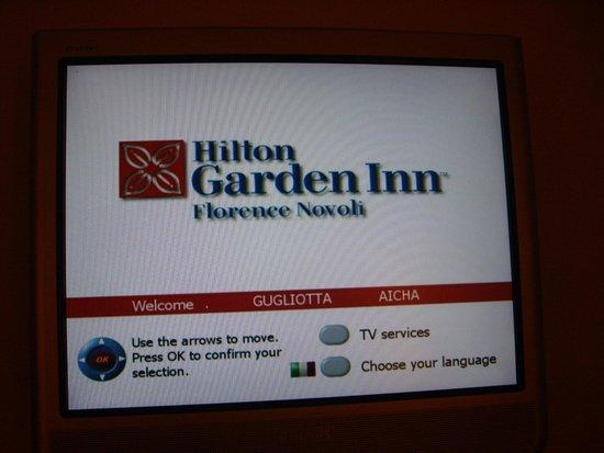 Hilton Garden Inn Florence Novoli: .