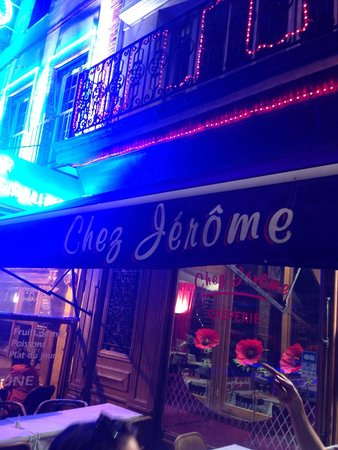 Chez Jerome Creperie: Chez Jerome