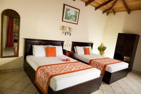 Arenal Volcano Inn: Deluxe Room