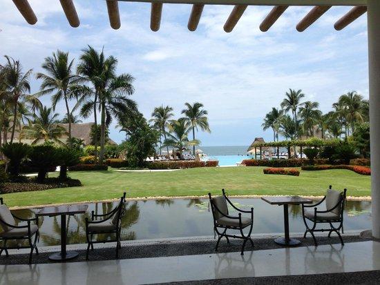 Grand Velas Riviera Nayarit: from the lobby